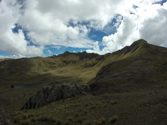 Top of the climb